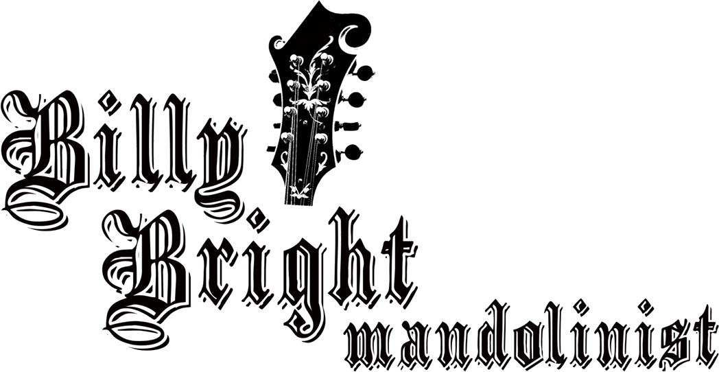Mandolinist Billy Bright