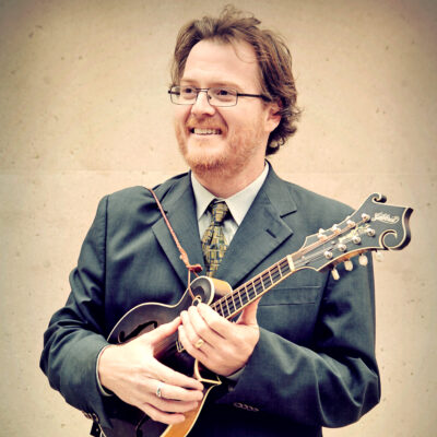 Billy Bright, Mandolinist